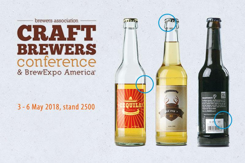 Craft-Bier-Qualität auf HEUFT-Niveau