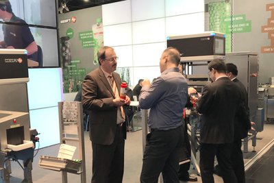 Anuga Foodtec 2018:  visitors were enthusiastic about innovative X-ray solution