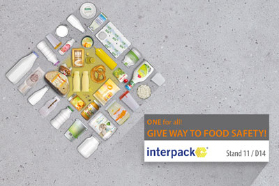Interpack 2017: Pathbreaking innovations