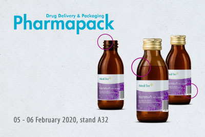 PRIME time at Pharmapack 2020!