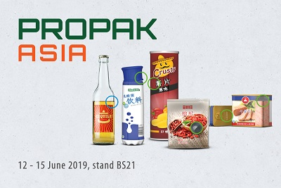 ProPak Asia:  off to the number one!