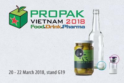 Sichere Codeverifikation auf der ProPak Vietnam